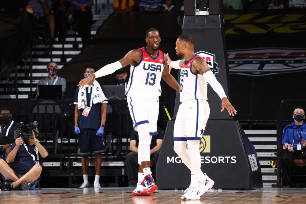 Esec istoric pentru nationala Americii! Starurile din NBA au fost invinse rusinos de nationala din Nigeria