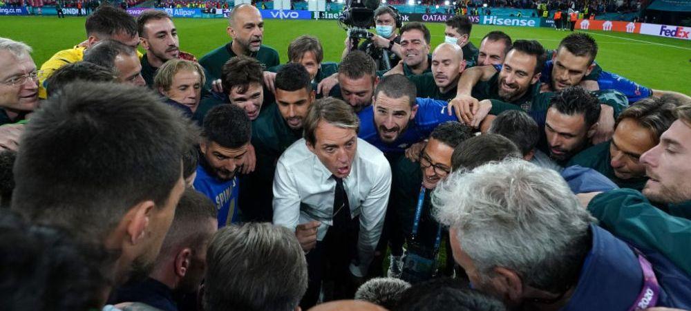 Premii record de la UEFA: Italia are deja peste 25 de milioane de euro asigurate! Cat castiga celelalte echipe