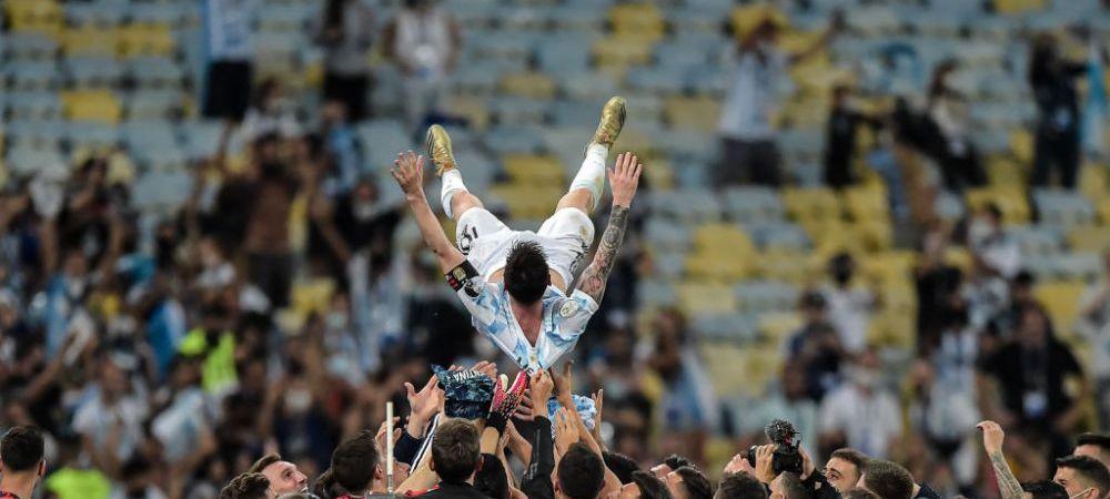 Performanta uluitoare realizata de Messi! Recordul stabilit de starul argentinian dupa castigarea Copei America