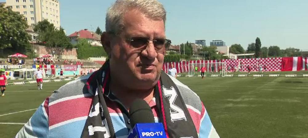 Uhrin s-a despartit in urale de fanii lui Dinamo la Cupa DDB! Imagini de senzatie. Ce au spus Muresan si Danciulescu despre Bonetti