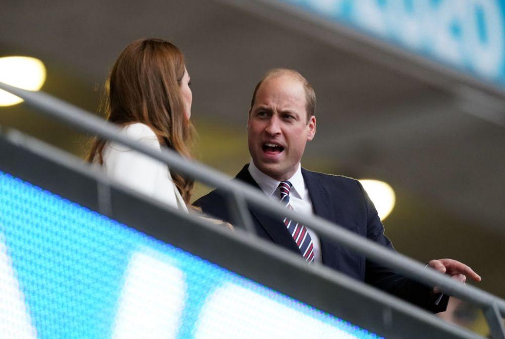 Printul George a facut spectacol pe Wembley. Gestul cu care baiatul Ducilor de Sussex a facut inconjurul lumii GALERIE FOTO