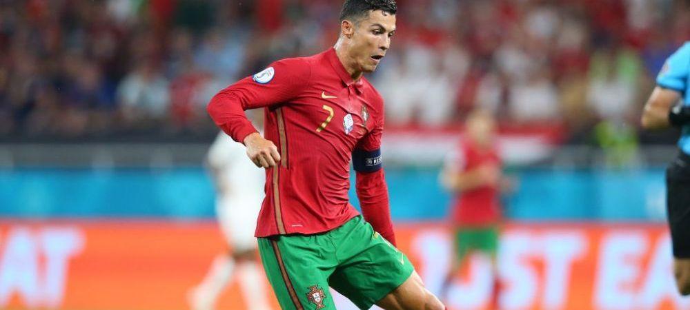 "Cristiano Ronaldo, golgheterul Campionatului European! Portughezul castiga Gheata de Aur desi Portugalia a fost eliminata inca din ""optimi"""