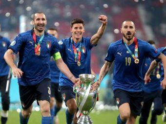 """Se scrie istorie, de la Gigi la Gigio!"" Bonucci si Chiellini, incantati dupa ce au castigat Euro 2020! Ce au spus"