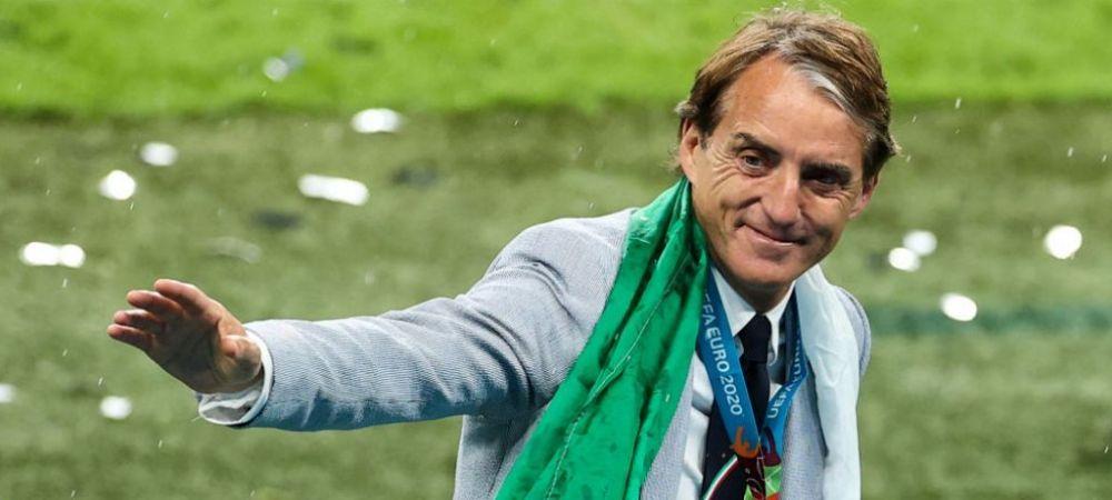 """""""Este o victorie importanta pentru toata lumea!"""" Mancini, in delir dupa triumful Italiei de la Euro 2020! Ce a spus Southgate"""