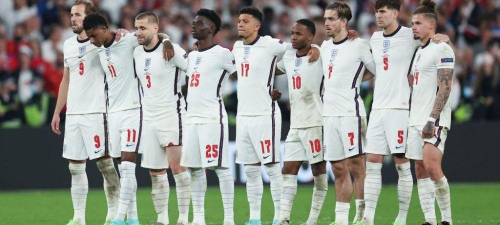 """Reactia Federatiei Engleze de Fotbal, dupa finala pierduta la EURO 2020: """"Suntem dezgustati!"""""""