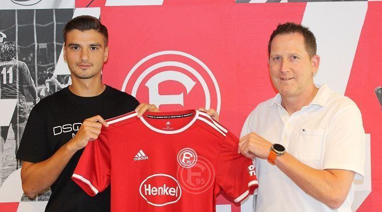 Nedelcu, prezentat oficial la Fortuna Dusseldorf! Care au fost primele declaratii ale fotbalistului dupa ce a plecat de la FCSB