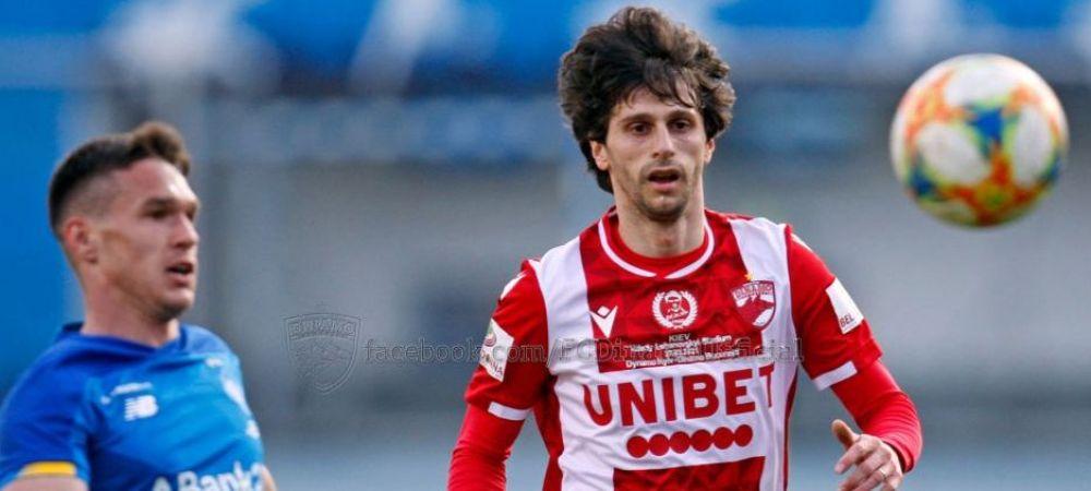 Daca Fabbrini ramane liber de contract, DDB trebuie sa plateasca 200 000 de euro catre TSKA Sofia! Clauza impusa de bulgari clubului din Stefan cel Mare