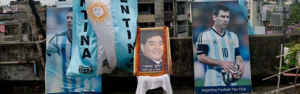 O noua competitie poate lua nastere? Supercupa Maradona este ceruta de fanii si ziaristii argentinieni