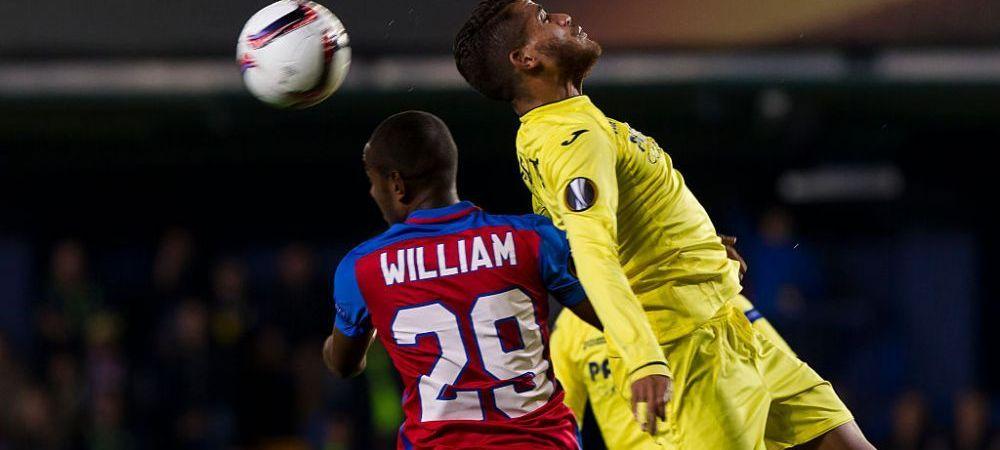 Inca un fost jucator de la FCSB a semnat cu Clinceni! William de Amorim se intoarce in Liga 1! Clubul a facut anuntul oficial