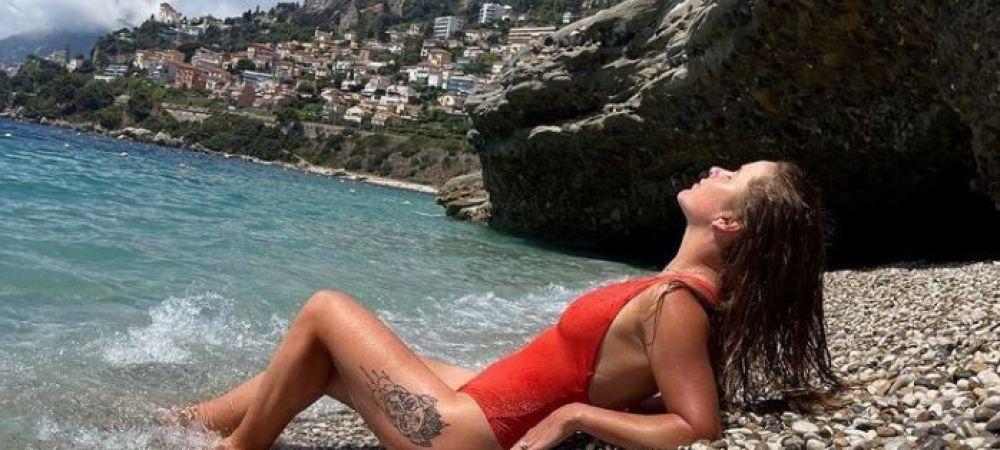 Elina Svitolina, aparitie sexy la plaja in Monte Carlo! Fotografiile postate de jucatoarea ucraineana au strans 80,000 de like-uri