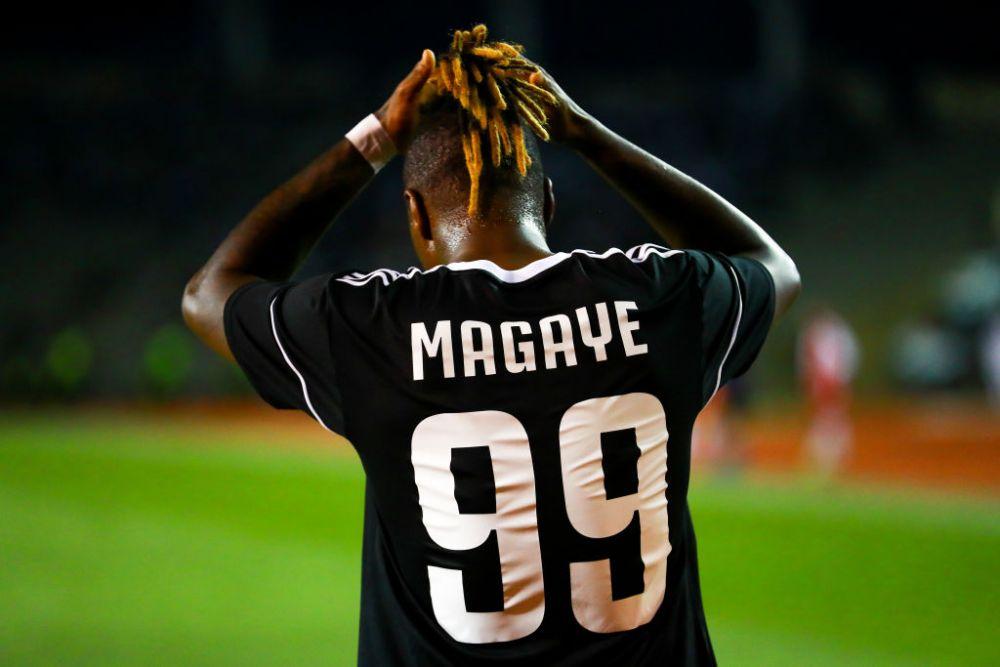 Magaye Gueye si-a aflat pedeapsa pentru consum de cocaina! Cat va sta pe tusa fostul atacant al lui Dinamo