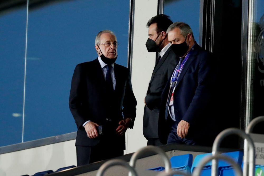 Reactie de ultima ora a lui Perez dupa ce au aparut inregistrarile care au aruncat in aer fotbalul! Ce a spus presedintele Realului