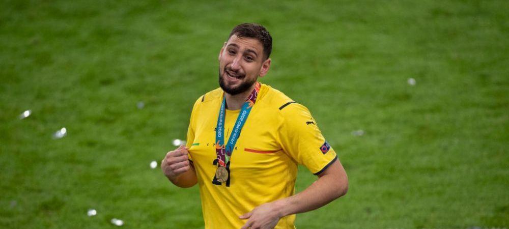 """Donnarumma, elogiat de unul dintre portarii legendari ai Italiei! """"Poate deveni numarul 1 in lume"""""""
