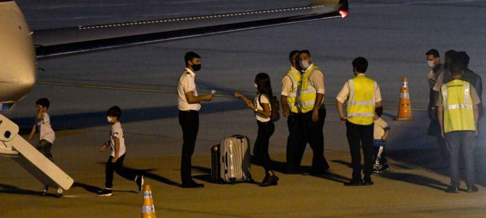 Anunt soc din Argentina! Amenintare cu bomba pe aeroportul de pe care urma sa plece Leo Messi