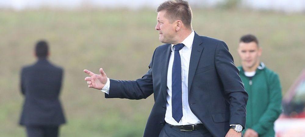 """Dinamo a renuntat foarte usor la Dusan Uhrin!"" Tehnicianul ceh, regretat in Stefan cel Mare"