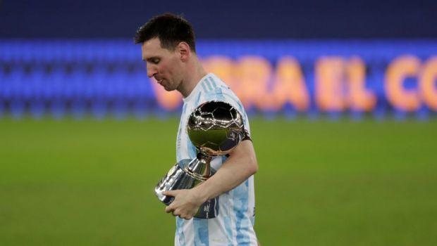 """Nu se va putea compara vreodata cu Maradona orice ar face"". Lionel Messi, atacat dur de o fosta legenda a Argentinei"