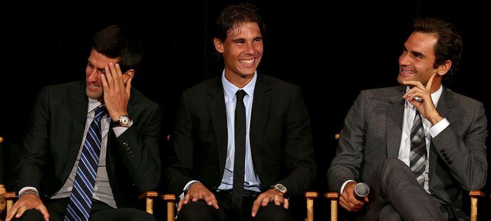 Federer, Nadal sau Djokovic? Exista un lider detasat! ATP a publicat clasamentul all-time care dezvaluie cine este cel mai bine platit tenismen, in functie de rezultatele obtinute