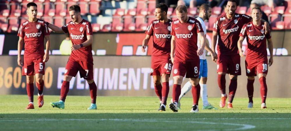 CFR Cluj, prima echipa salvata de noua regula FIFA. Campioana Romaniei ar fi fost eliminata dupa 90 de minute in sezonul trecut