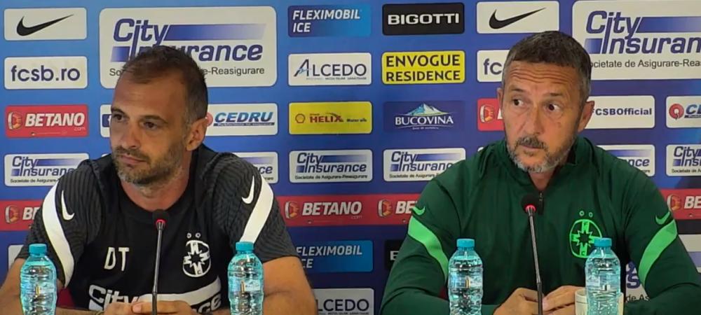 """""""Nu ma duc la biserica cu telefonul la mine!"""" Dinu Todoran a explicat cum a fost numit antrenor la FCSB"""