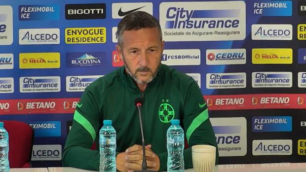 """Mihai Stoica, atac dur asupra lui Istvan Kovacs: """"Daca se continua asa, clar nu avem nicio sansa la titlu"""". Ce ii reproseaza arbitrului"""
