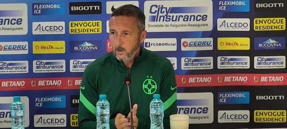 """Reactia acida a lui MM Stoica cand a fost intrebat daca FCSB va juca in Ghencea: """"Daca nu vor ca stadionul sa fie o gaura in buget, cum e echipa de fotbal!"""" Unde vrea sa joace echipa"""