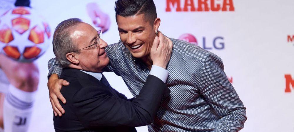 "Absolut socant: ""Cristiano e un imbecil, iar Mourinho e un anormal!"" Perez nu i-a 'iertat' nici pe cei doi portughezi"