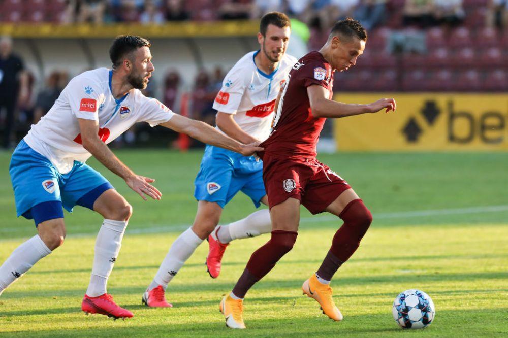 EXCLUSIV | Actionarul lui CFR Cluj trage un semnal de alarma, dupa meciul cu Borac: