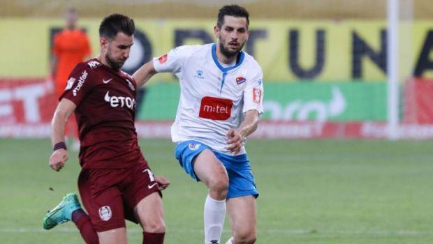 """EXCLUSIV   Actionarul lui CFR Cluj trage un semnal de alarma, dupa meciul cu Borac: """"Fotbalul se joaca pe goluri, nu pe ocazii!"""""""