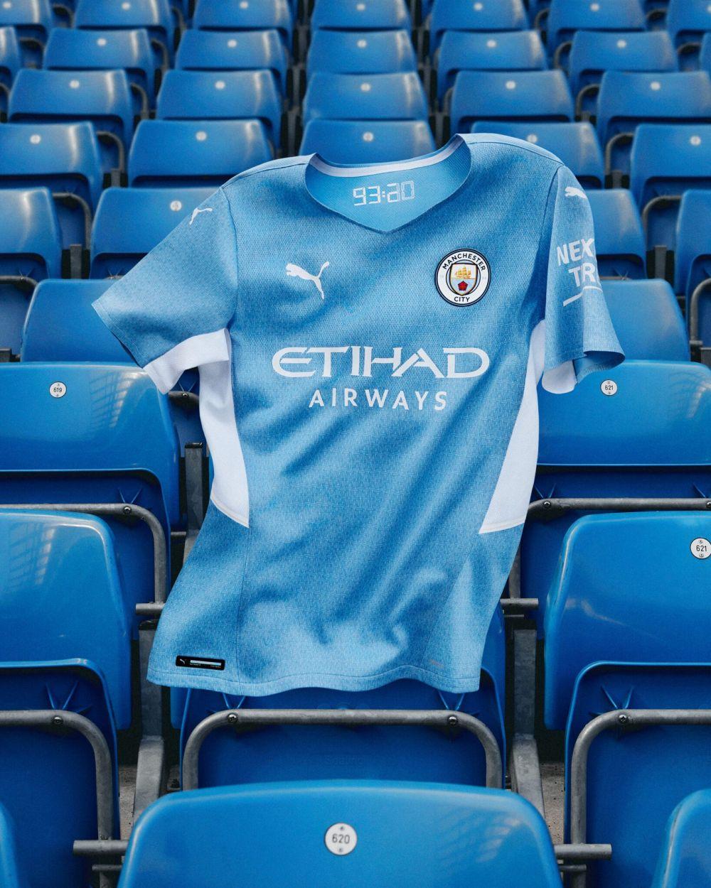 Adio, dar raman cu tine! Noul echipament de joc al lui Manchester City il omagiaza pe Kun Aguero
