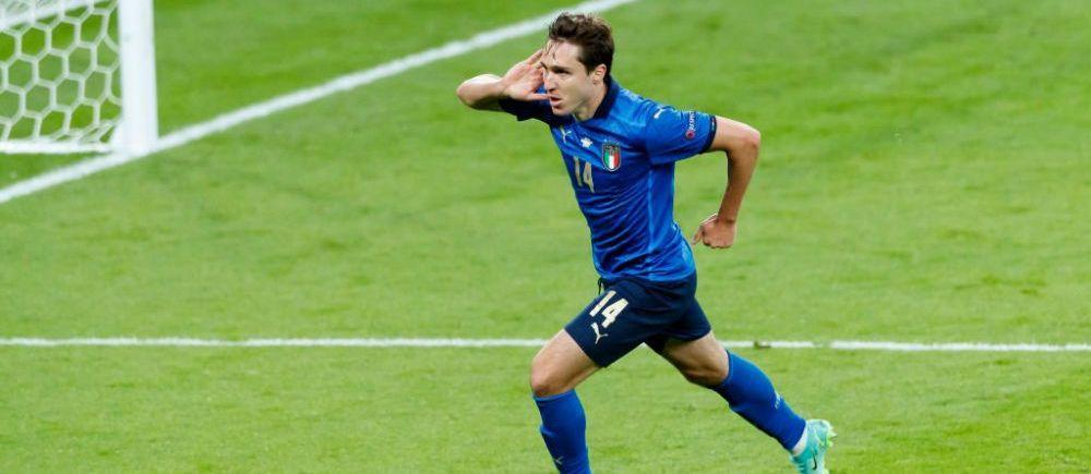 Chiesa este de neatins! Juventus refuza pe banda rulanta oferte colosale pentru campionul european