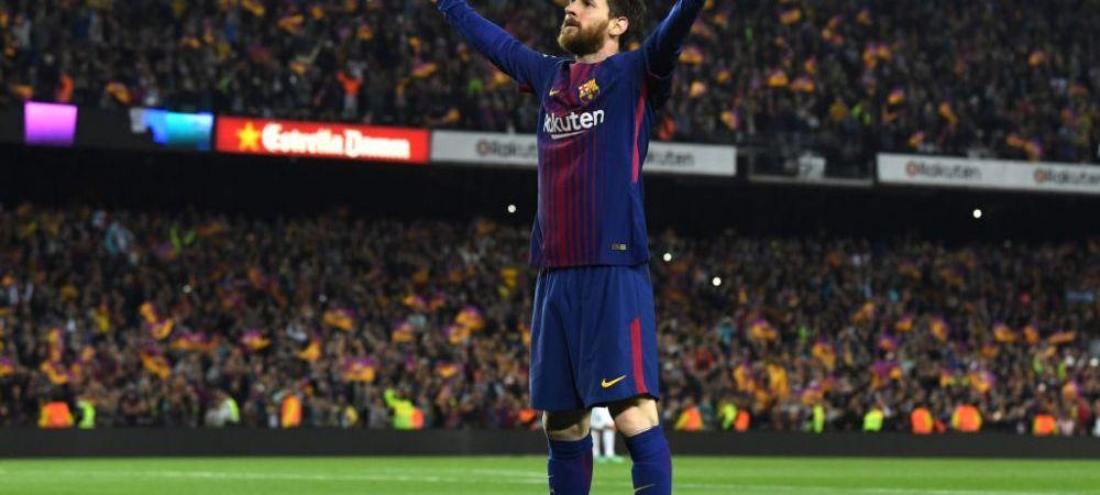 Anuntul momentului in fotbal! Messi ramane la Barcelona! Cum va arata contractul sau si cand se va face anuntul oficial