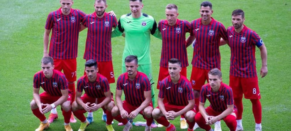 """Steaua a facut scor cu fosta campioana din Liga 1! """"Militarii"""" au facut spectacol in cel de-al treilea amical al verii"""