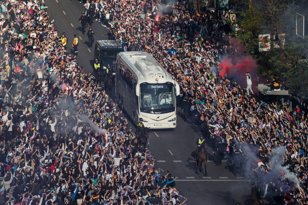 Prima reactie oficiala a faniilor lui Real Madrid, dupa scandalul in care e implicat Perez!