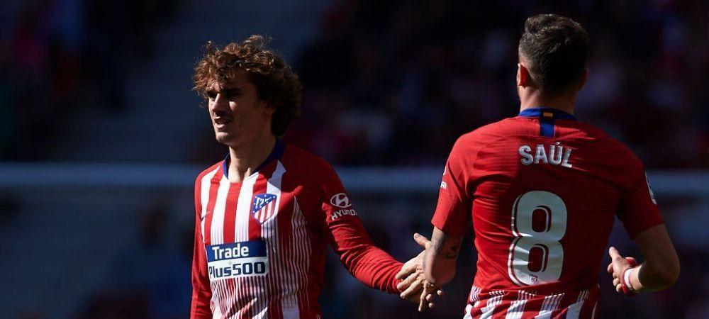 Schimbul verii in fotbalul mondial prinde contur! Griezmann si Saul, incantati de posibila afacere, anunta presa din Spania