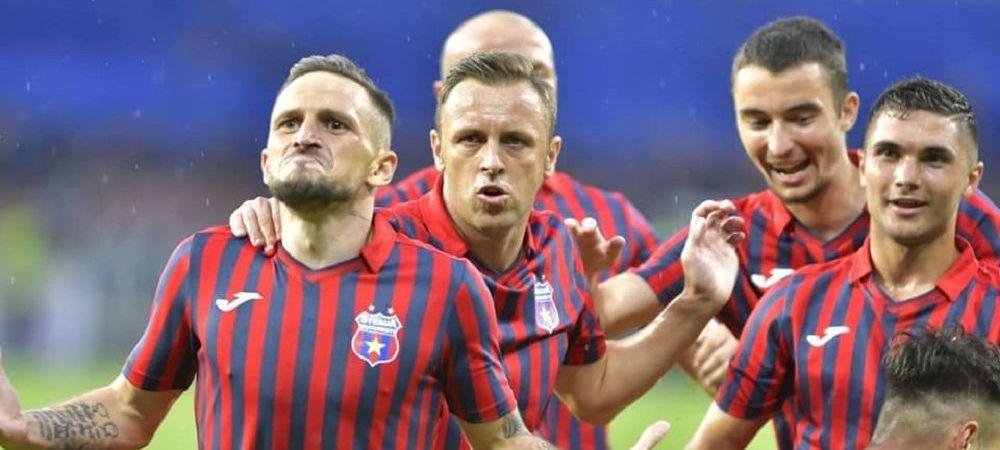 Steaua respinge acuzatiile potrivit carora mai multi oficiali din cadrul clubului ar fi luat prime pentru promovarea echipei in Liga 2. Ce spune despre banii primiti de la AS47