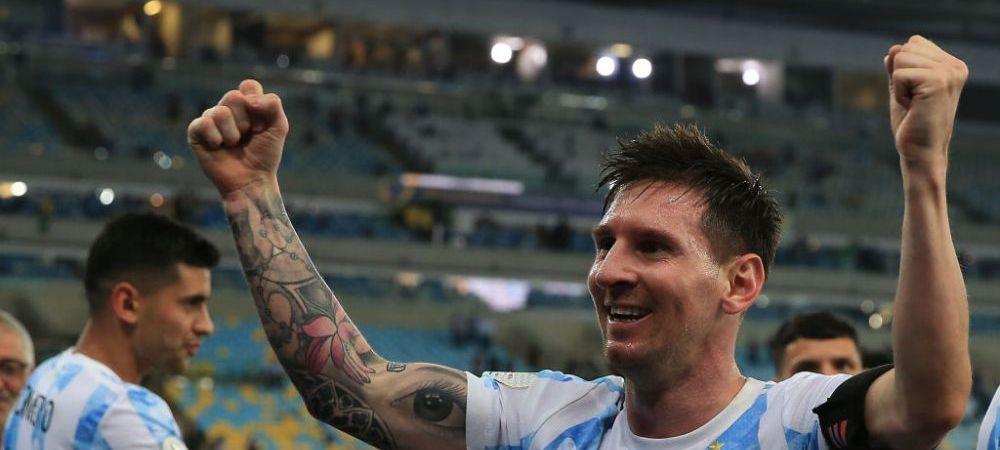 Messi i-a luat fata lui Ronaldo pe Instagram! Recordul stabilit de starul argentinian in social media