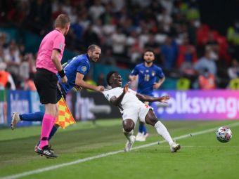 """Jose Mourinho, impresionat de interventia lui Chiellini din finala Euro 2020! """"Stia ce are de facut""""! Cum rade portughezul de Saka"""