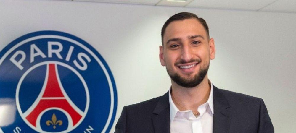 "Gianluigi Donnarumma a luat-o pe urmele lui Ramos! Portarul a semnat cu PSG si francezii isi fac ""dream-team"""