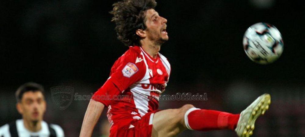 """EXCLUSIV   """"DDB a mintit la fel de mult ca oricare patron!"""" Diego Fabbrini ii ataca dur pe fanii-actionari ai lui Dinamo"""