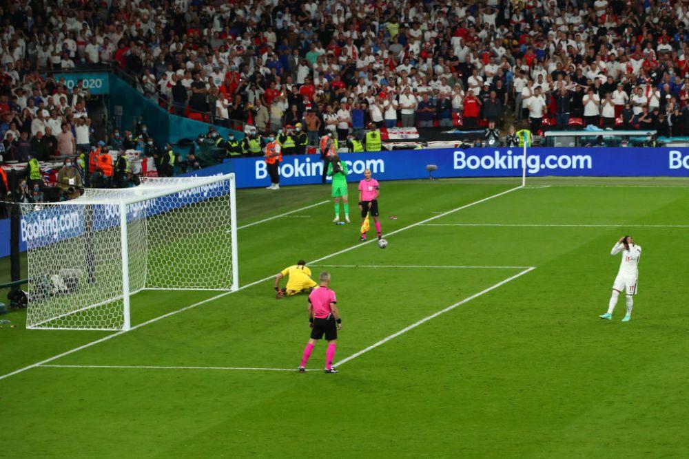 Primul mesaj al lui Sancho dupa ratarea penalty-ului din finala Euro 2020: