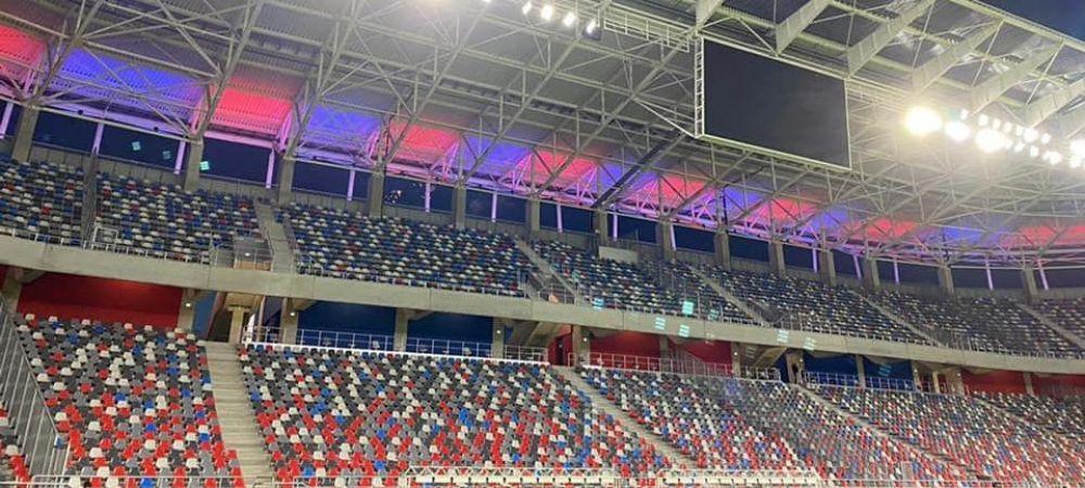 """""""Costa 100.000 de euro intretinerea pe luna. De unde sa scoata atatia bani?"""". CSA Steaua, pusa la zid pentru administrarea stadionului"""