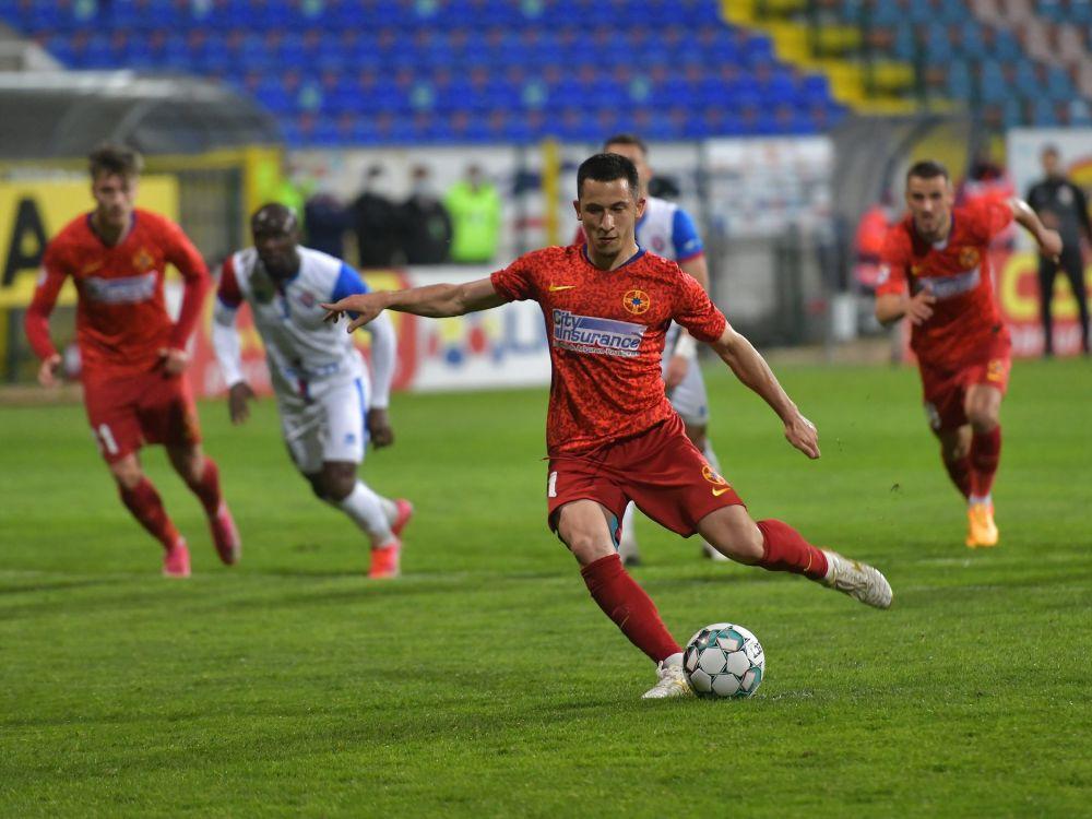 FCSB incepe noua cursa pentru titlu la Botosani! Dinu Todoran va debuta pe banca tehnica a ros-albastrilor fara 3 jucatori de baza