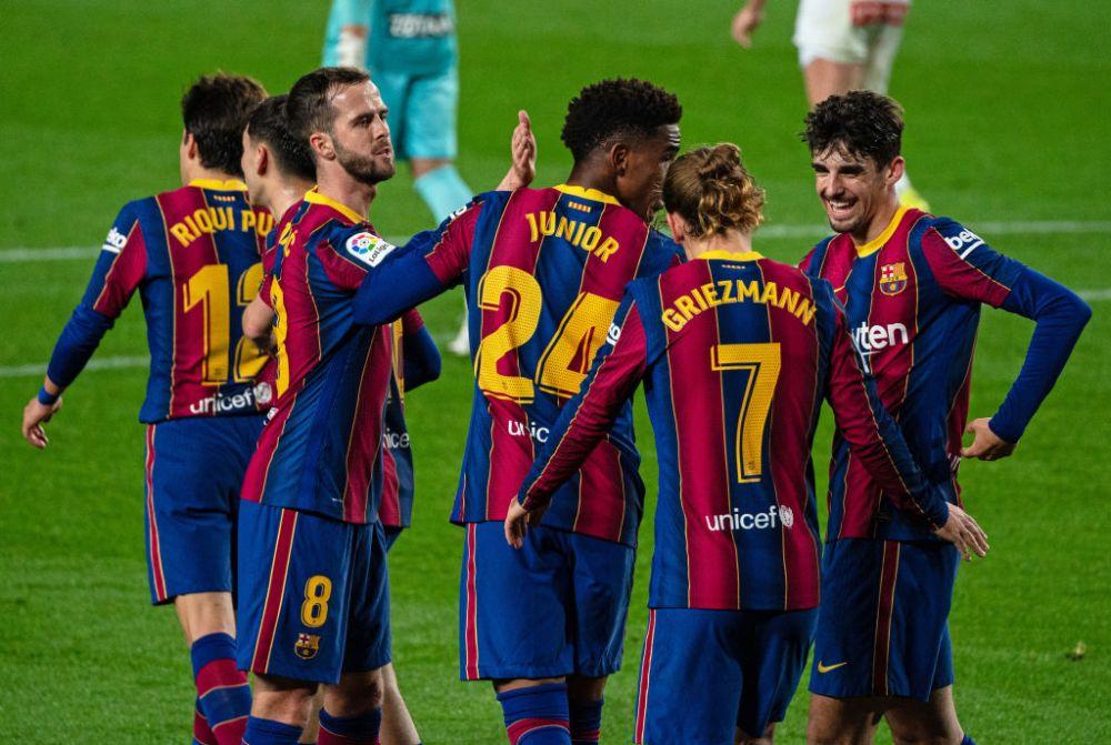 Joan Laporta are probleme la Barcelona! Un jucator nu acceptarea reducerea salariului