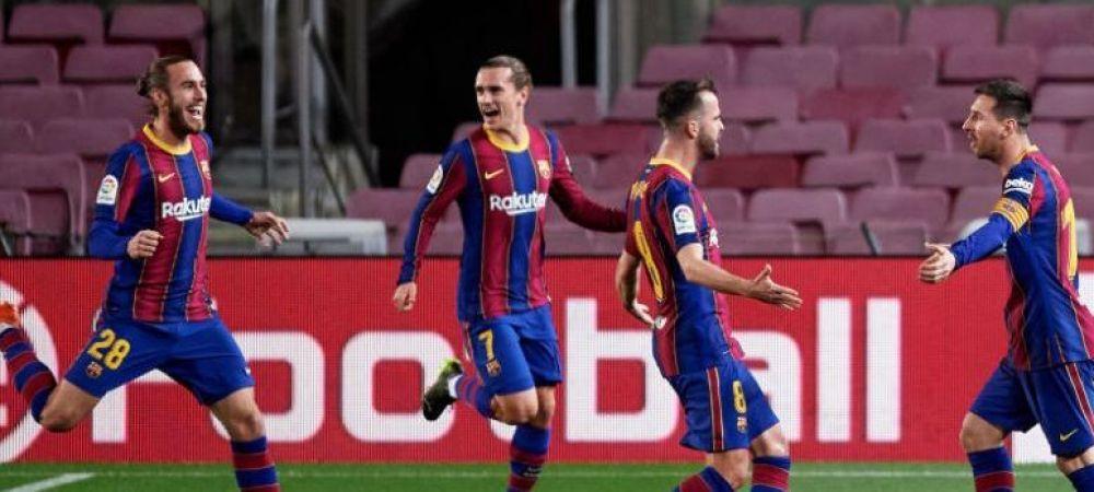 Joan Laporta are probleme la Barcelona! Un jucator nu accepta reducerea salariului: catalanii, nevoiti sa ia masuri financiare drastice