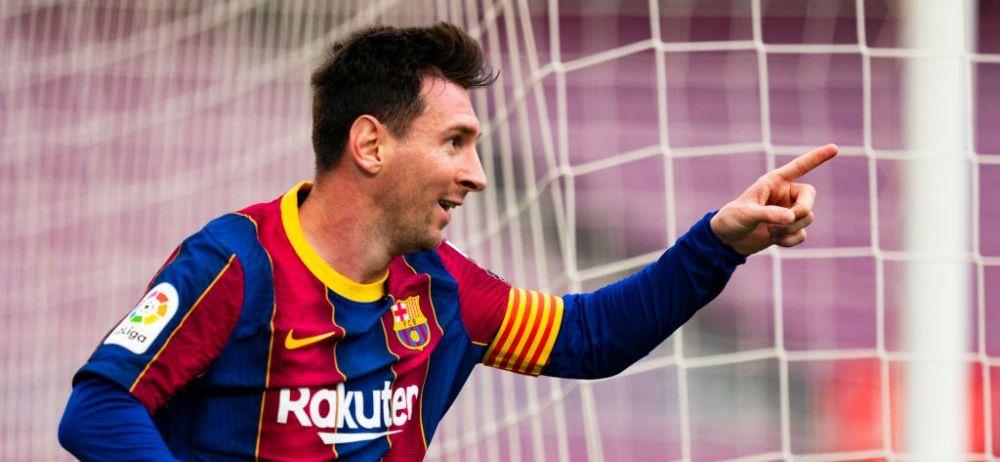 Incredibil! Renunta la 50% din salariu, dar tot este cel mai bine platit fotbalist din lume! Cat va incasa Messi in urmatorii 5 ani la Barcelona