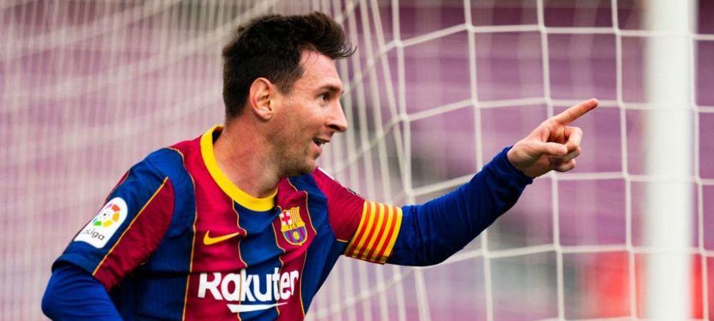Incredibil! Renunta la 50% din salariu, dar tot e cel mai bine platit fotbalist din lume! Cat va incasa Messi in urmatorii 5 ani