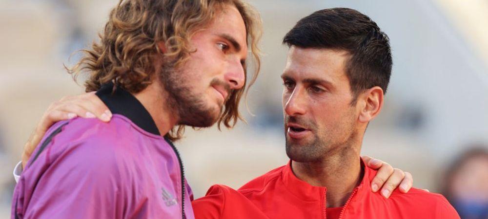 Nici macar Novak Djokovic nu a reusit asta in 2021! Performanta ireala atinsa de Stefanos Tsitsipas la doar 22 de ani