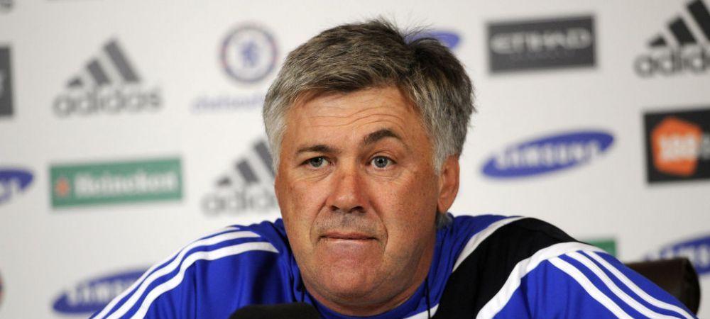 """""""Am dat shot-ul, iar el imediat mi-a mai turnat inca unul!"""" Dezvaluiri fabuloase de pe vremea cand Carlo Ancelotti o pregatea pe Chelsea"""