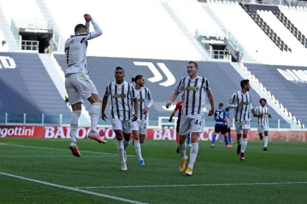 Ronaldo ramane la Juventus inca un sezon! Ce planuri are Jorge Mendes cu superstarul portughez de la anul