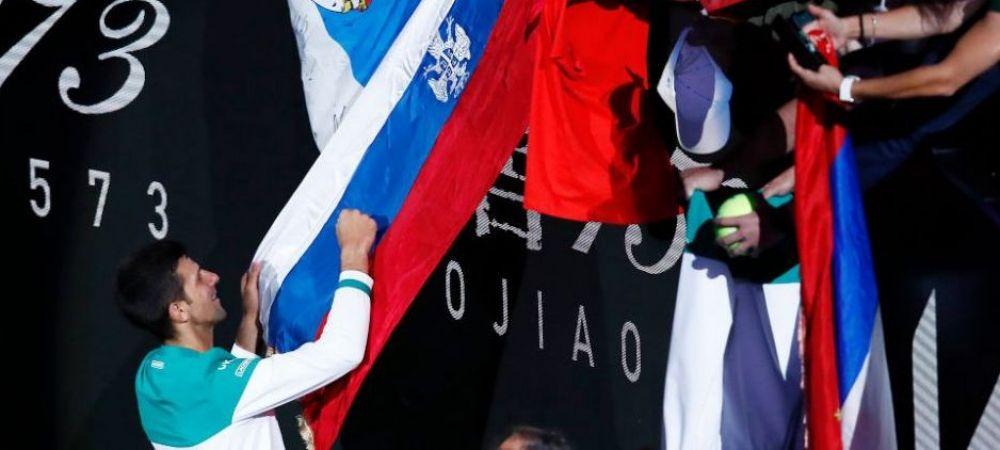 3 titluri de mare slem nu sunt suficiente: Novak Djokovic merge la Tokyo pentru a castiga prima medalie de aur din cariera!